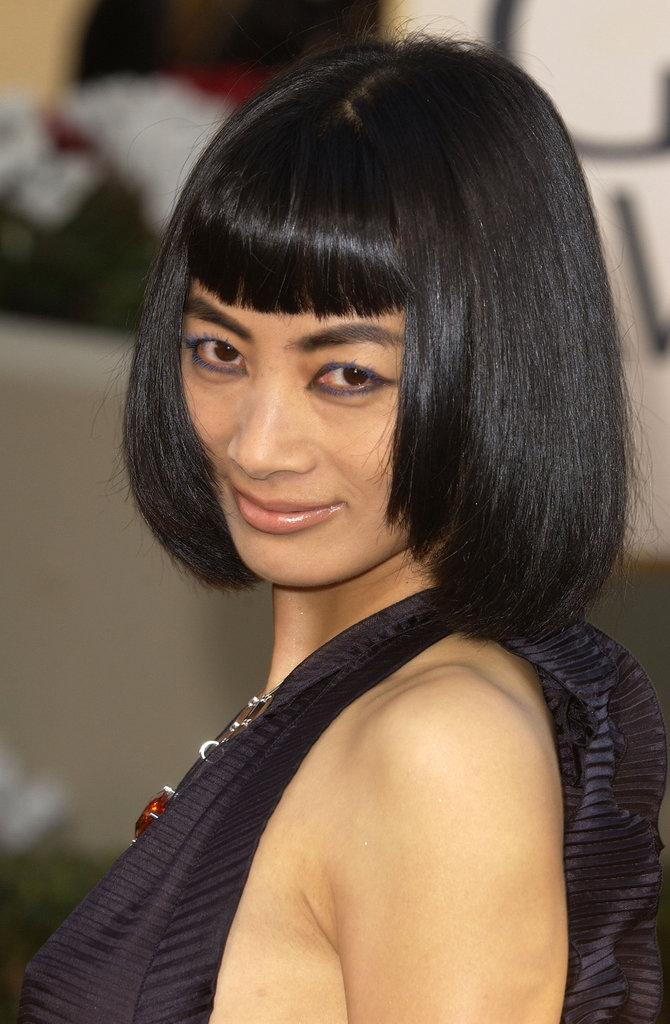 Bai Ling, 2002