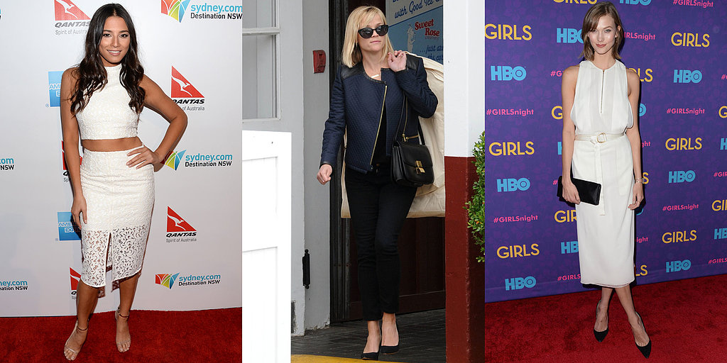 This Week's Top 10 Best Dressed Celebrities