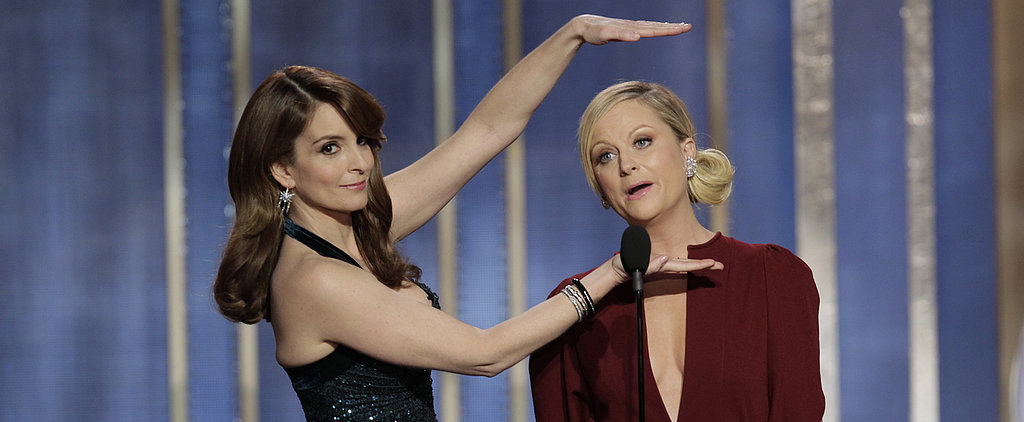 Tina and Amy's Best Lady Jokes From Last Year's Globes