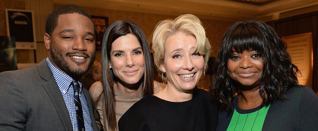 Sandra Bullock Can't Stop Laughing at the AFI Awards