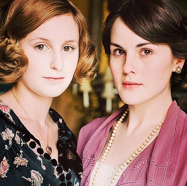 Downton Abbey kicked off this week in the States, and of course our Instagram followers couldn't wait for the return of the Crawley clan.  Source: ITV
