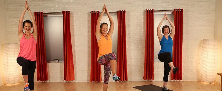 Do-Anywhere Workout: 40-Minute Full-Body Blast