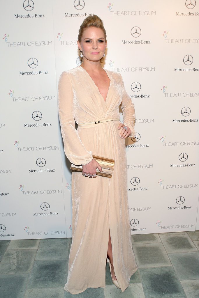 Jennifer Morrison at the Art of Elysium Heaven Gala 2014