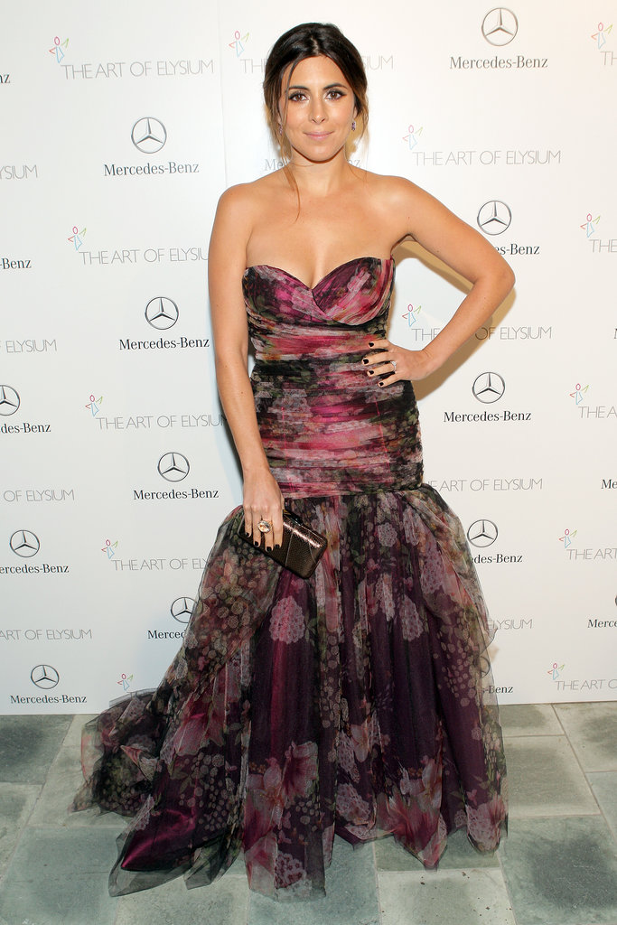 Jamie-Lynn Sigler at the Art of Elysium Heaven Gala 2014