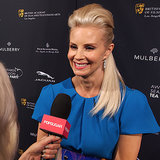 Parenthood's Monica Potter Interview 2014 BAFTA Tea (Video)