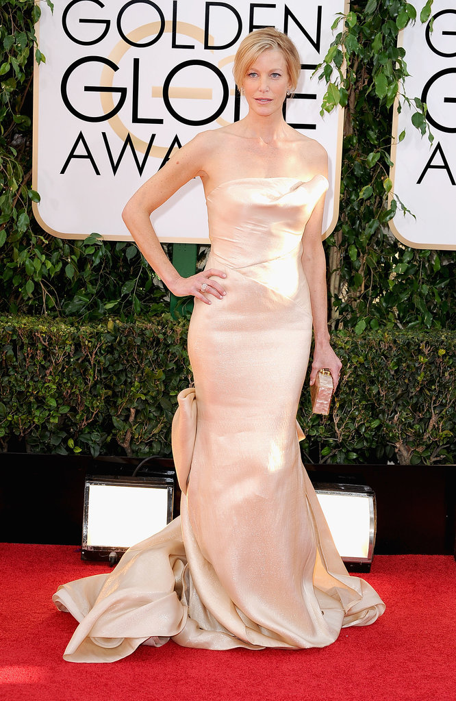 Breaking Bad star Anna Gunn walked the red carpet.