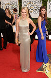 Naomi Watts at the Golden Globes 2014
