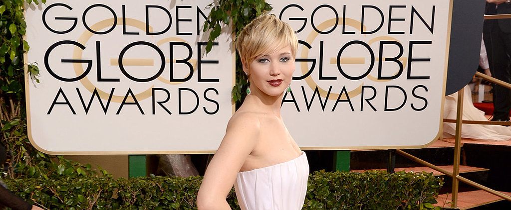 Should We Crown Jennifer Lawrence the Globes Prom Queen?
