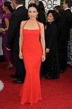 Julia Louis-Dreyfus in Narciso Rodriguez