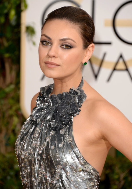 Are You a Fan of Mila Kunis's Ballerina Bun?