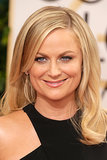 Proving she's got effortless elegance on lock, Amy Poehler kept it simple with soft curls.