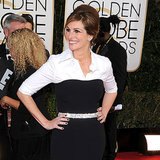 Julia Roberts Dress on Golden Globes 2014 Red Carpet