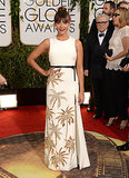 Rashida Jones at the Golden Globes 2014