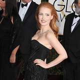 Vote: Jessica Chastain Channels Old Hollywood