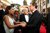 And Congratulated Kerry Washington