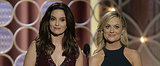 Good Times at the Globes: Tina and Amy's Best Quotes