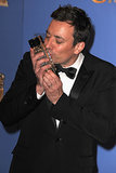 Wait, Jimmy. That's not a Golden Globe!