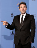 Ben Affleck Has Found the Fountain of Youth at the Globes