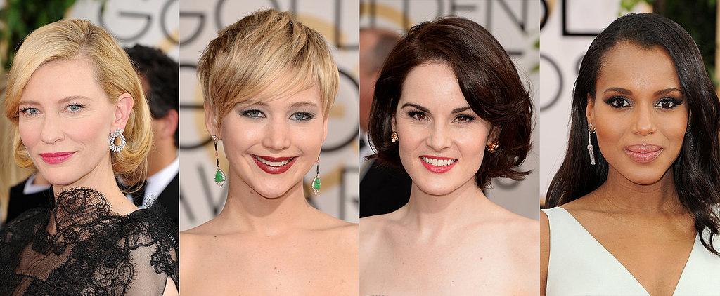 Golden Globes Beauty Breakdown: 360 Degrees of Glamour
