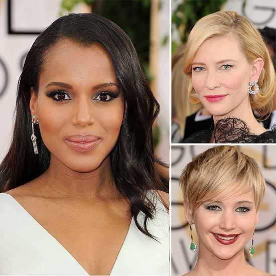 Golden Globes Beauty Breakdown: 360 Degrees of Glamour