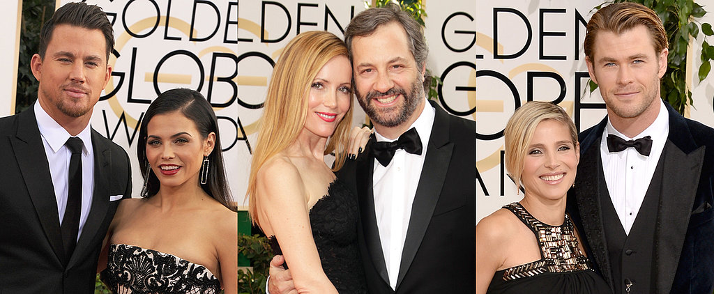 It's Date Night at the Golden Globes