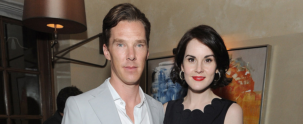 Can the Golden Globes Handle This Classy British Duo?