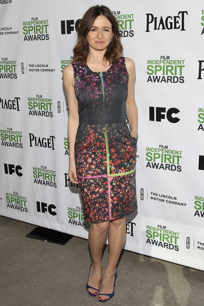 Emily Mortimer at the Spirit Awards Nominees Brunch