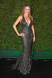 Sofia Vergara at Fox's Golden Globes Afterparty