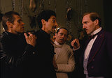 Jopling, Dmitri, and Gustave H. have a confrontation.