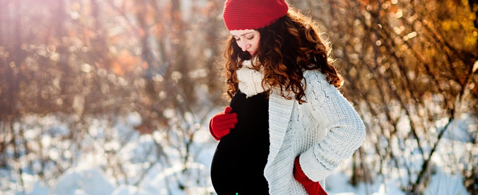 9 Ways to Survive Your Winter Pregnancy