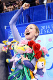 Gracie Gold won the US championship and guaranteed herself a spot on the team.