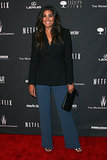 Rachel Roy at The Weinstein Company's Golden Globe Awards afterparty.