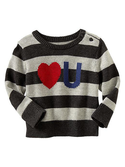 Gap Lover U Striped Sweater