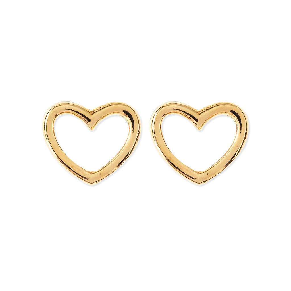 Marc by Marc Jacobs Heart Earrings