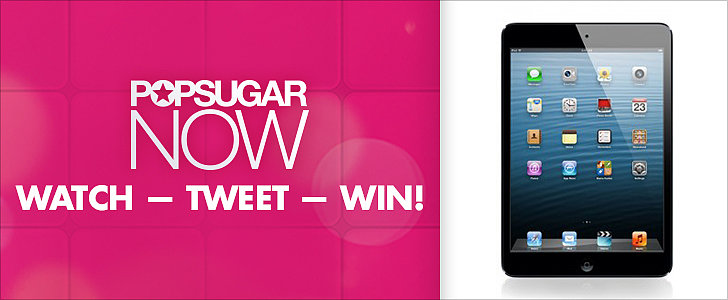 We're Giving Away iPad Minis All This Week on POPSUGAR Now!