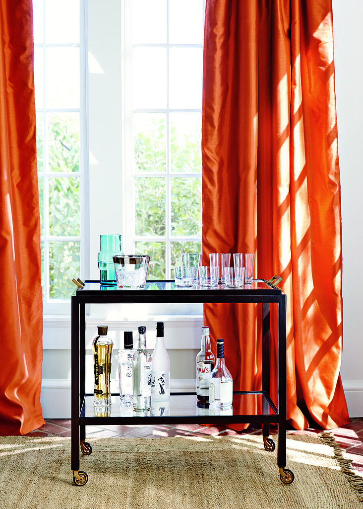 Parisian bar cart ($995)