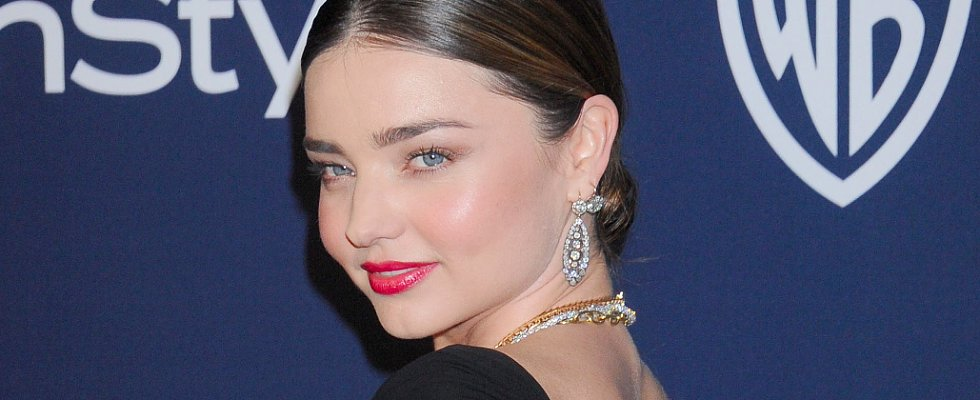 Miranda Kerr's Hair Has a New Modeling Gig