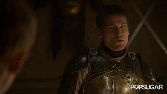 Jaime's Return to King's Landing