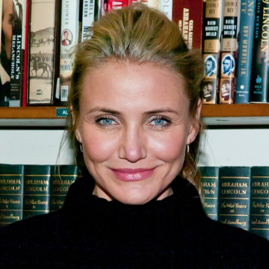 What Is Cameron Diaz's The Body Book About?