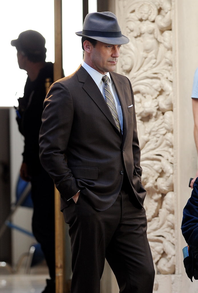 Jon Hamm's Days as Don Draper Are Numbered
