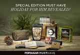 POPSUGAR Must Have Holiday For Him Box 2013 Reveal