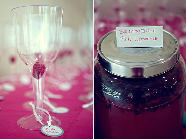 It's all in the details! Tag all the glasses for everyone to keep track of their drinks. Photos by Serendipity Studios