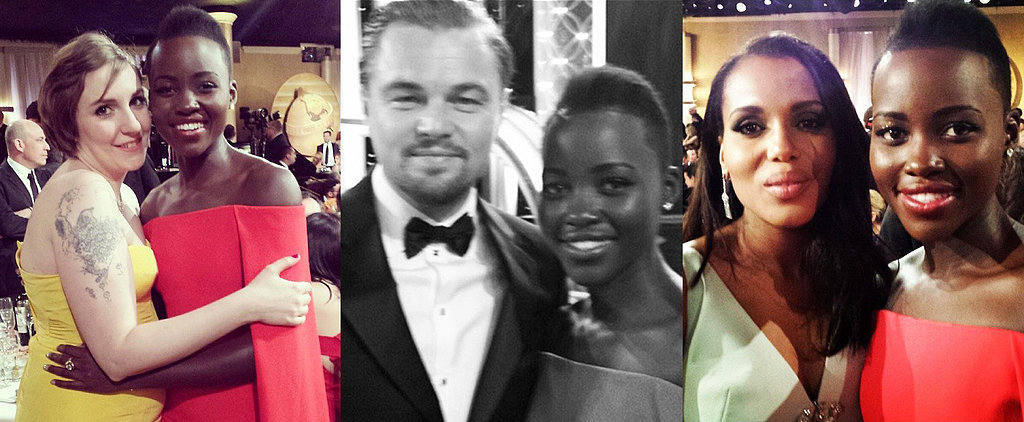 Lupita Nyong'o Had a Pretty Genius Golden Globes Plan