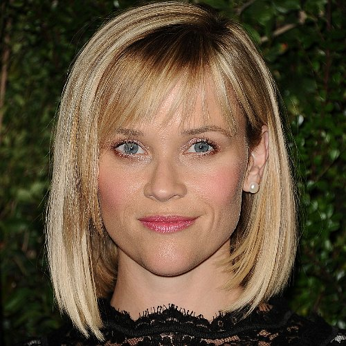 Reese Witherspoon at the Chanel Party Wearing Pink Makeup