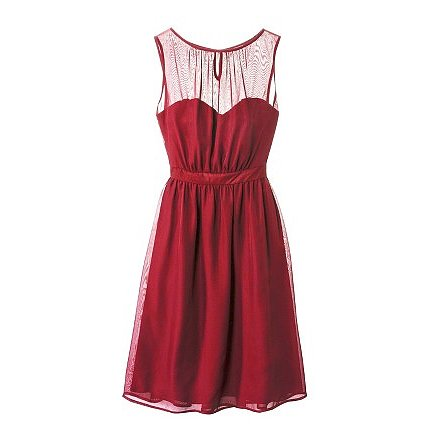 Target Red Dress