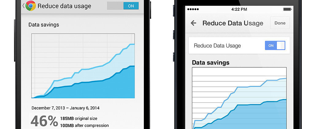 Use Chrome, Save Cash: How to Cut Back on Data Usage