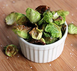 Afternoon Snack: Brussels Sprout Chips