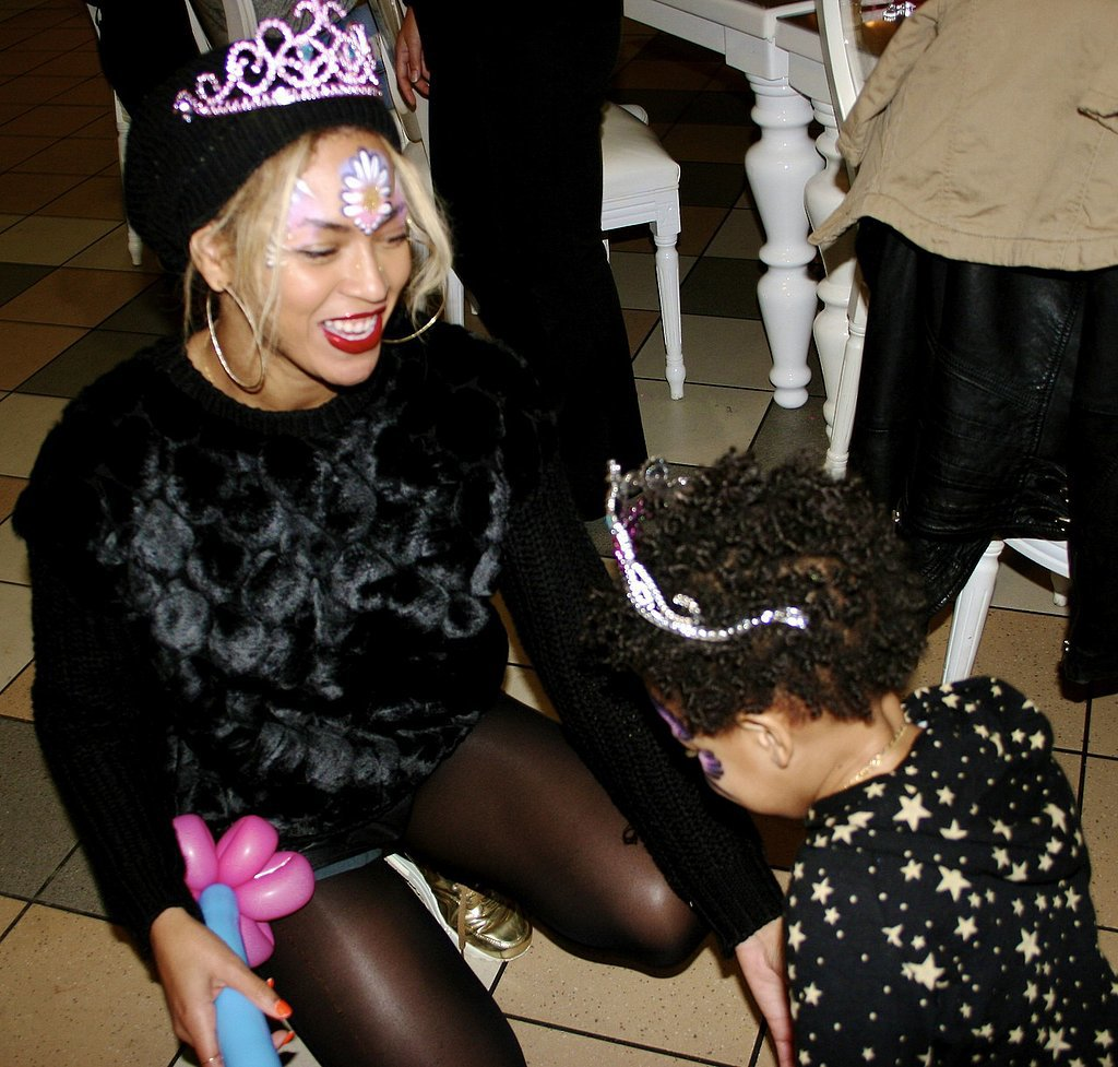 See Beyoncé's Favorite Pics From Blue Ivy's Second Birthday Party!