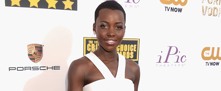 Vote: Lupita Stuns in White on the Carpet!