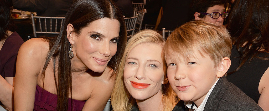 Cate Blanchett Brings Her Little Magician to Award Season